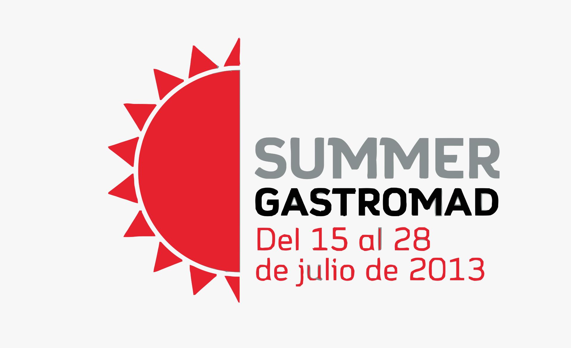 Summer GastroMad 2013