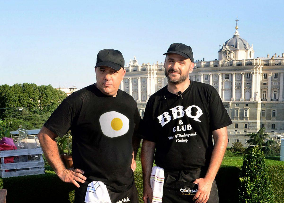 Juan Manuel Benayas y José Sanz Mora - 100%-Barbacoas