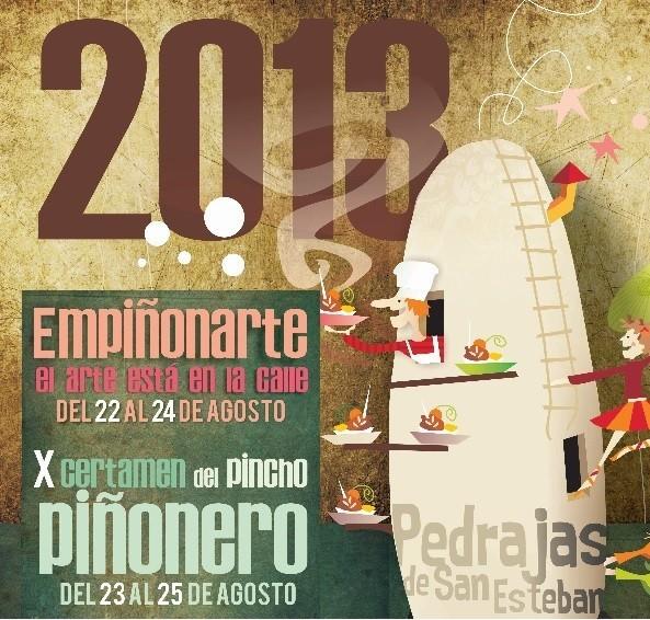 Concurso Pincho Piñonero 2013