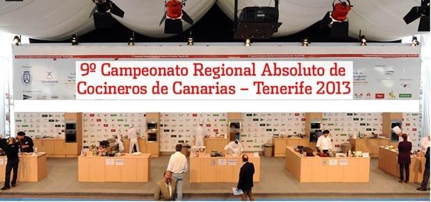 9 campeonato cocineros canarias