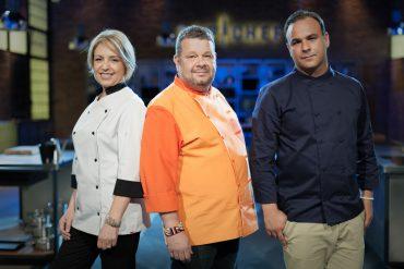 Top Chef jurado -Susi Diaz, Chicote y Angel Leon