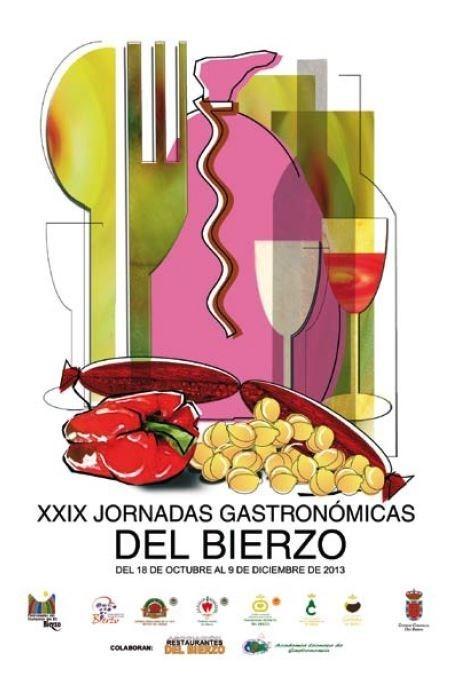 jornadas gastronomicas del bierzo 2013
