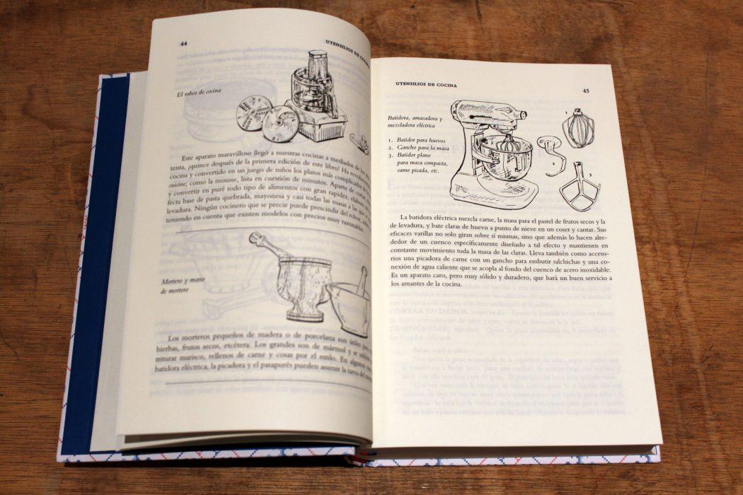 El arte de la cocina francesa el esperado libro de julia for La cocina francesa clasica