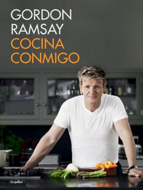 Cocina conmigo, el nuevo libro de recetas de Gordon Ramsay