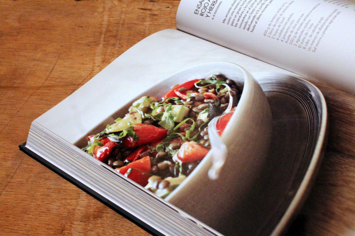 """Detalle de """"Cocina Conmigo"""", Gordon Ramsay"""