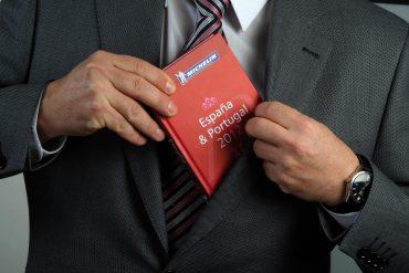 Guía Michelin España y Portugal 2012
