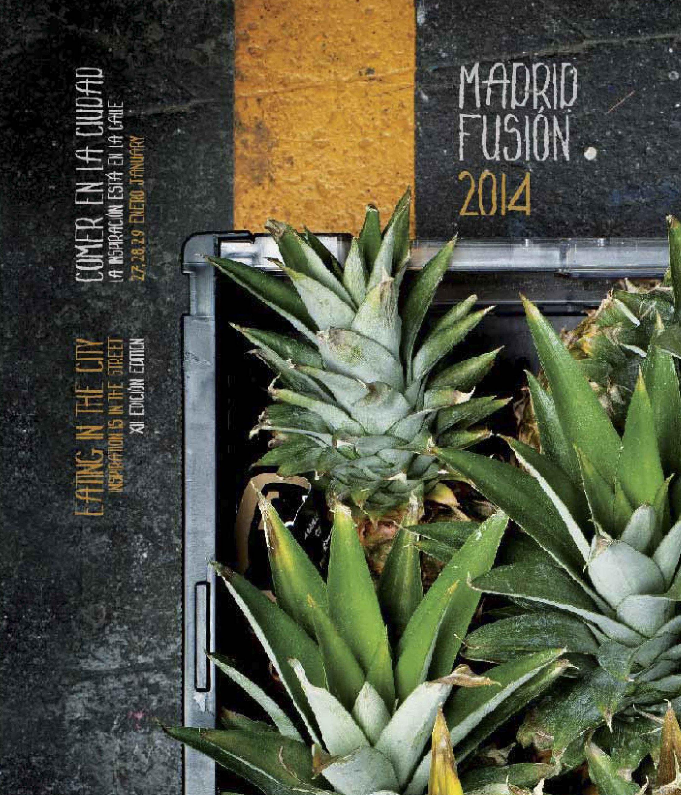 Madrid Fusión 2014, la inspiración está en la calle