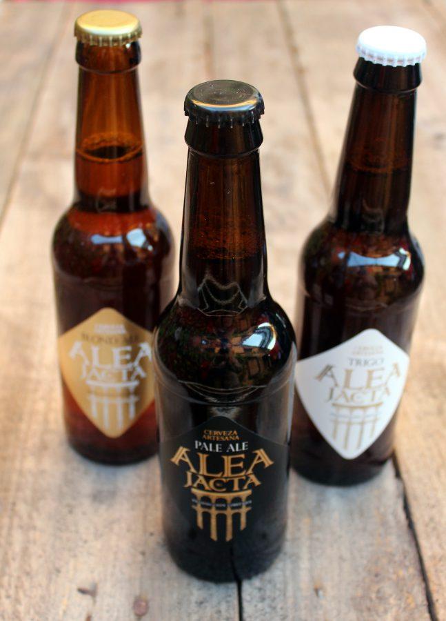 Alea Jacta Cerveza artesanal de Segovia