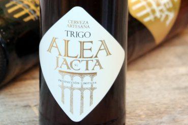 Cerveza Alea Jacta Trigo