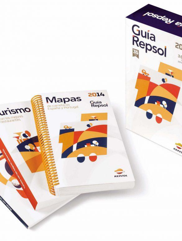 Guía Repsol 2014
