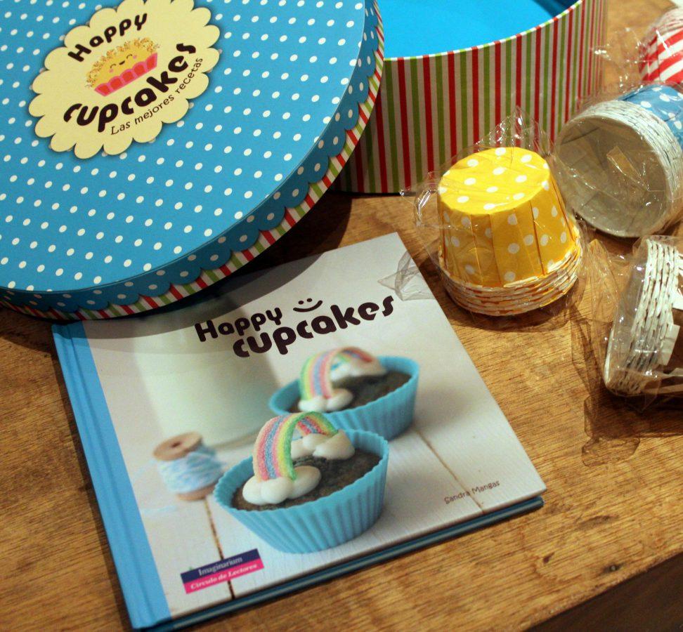Happy Cupcakes de Sandra Mangas