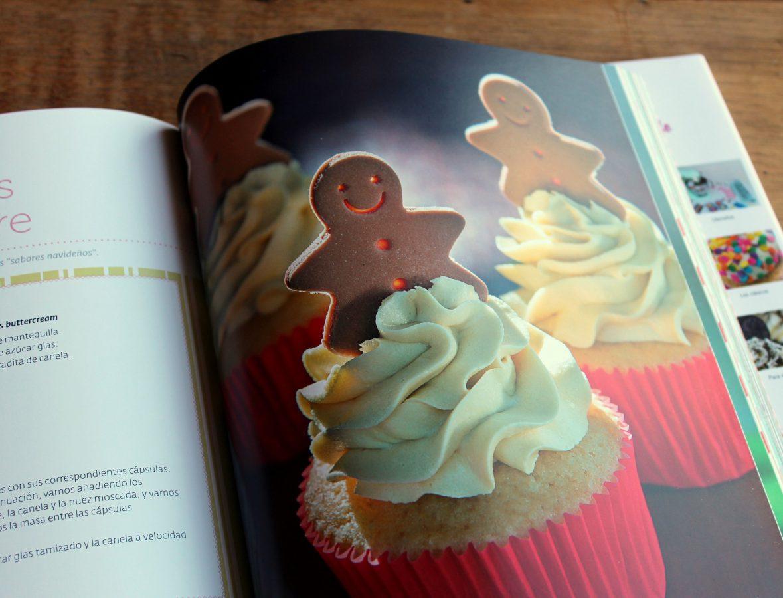 Interior del Libro Pasión por las Cupcakes