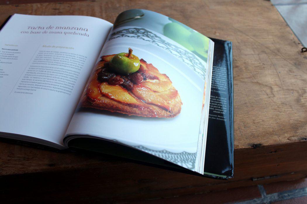 recetas con encanto - tarta de manzana