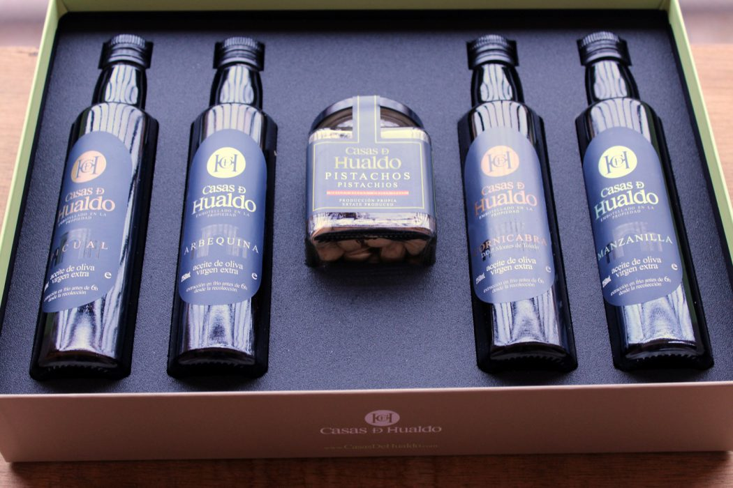 aceite de oliva Casas de Hualdo