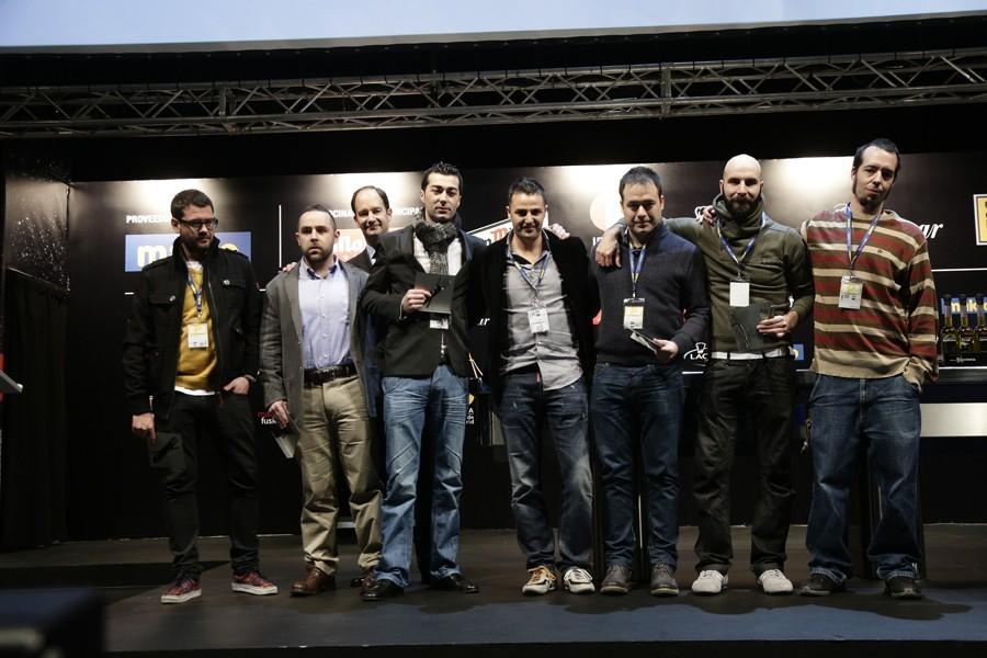 Premio Cocinero Revelación 2014