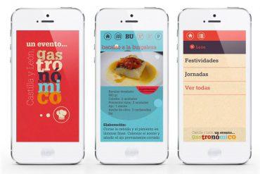 CyL Gastronomía, una aplicación para Smartphones y tablets