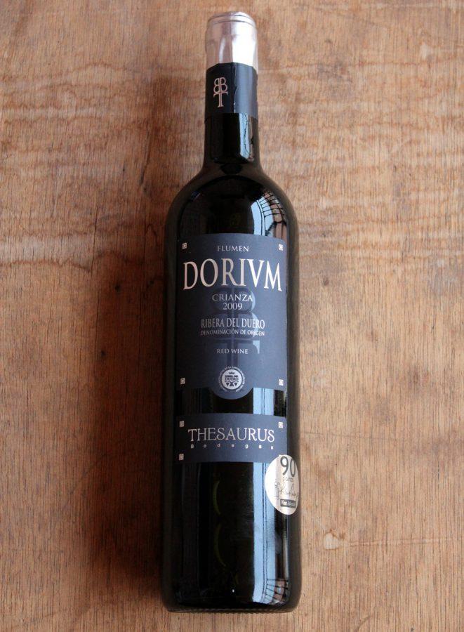 Vino Dorium Crianza 2009