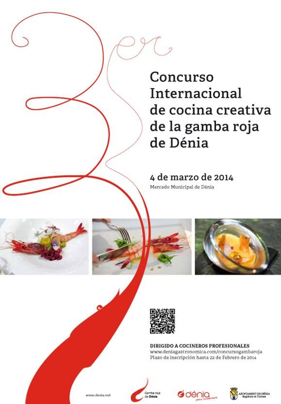 Concurso Cocina de la Gamba Roja de Denia 2014