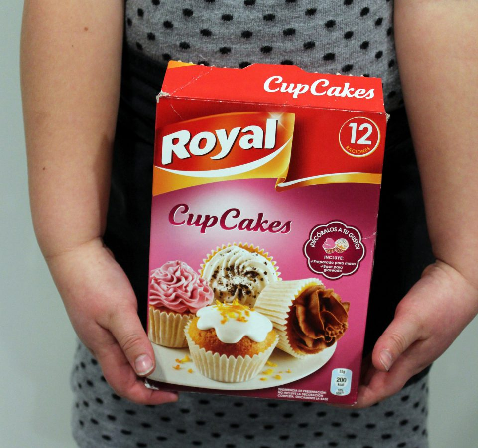CupCakes de Royal