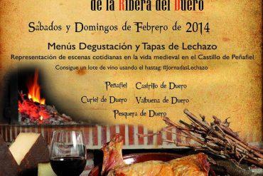 III Jornadas del Lechazo de la Ribera del Duero 2014
