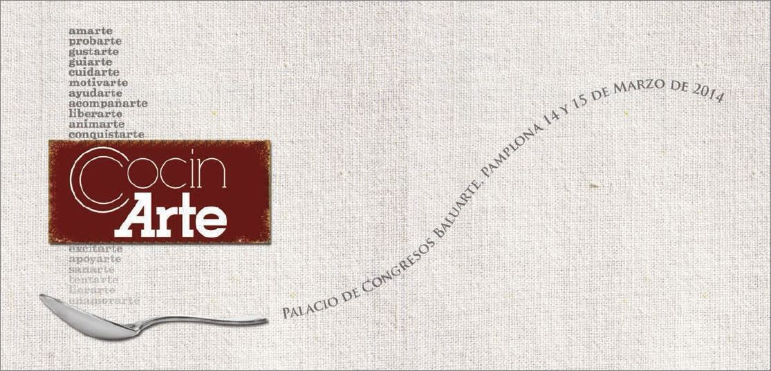 """Congreso de Cocina, Esencia y Valores """"Cocin-Arte"""""""