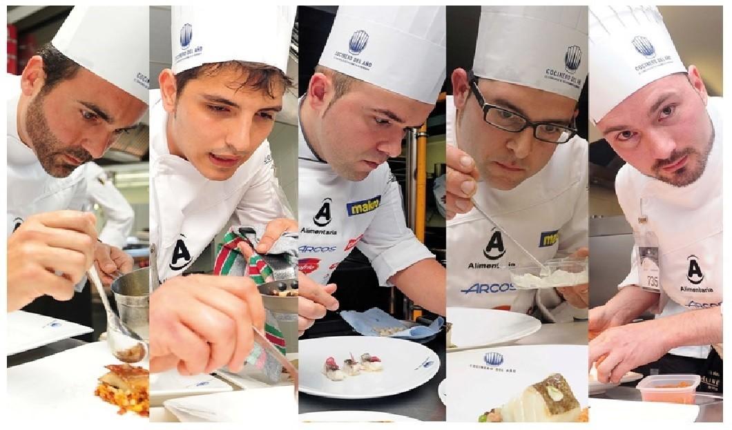 Final concurso cocineros del año