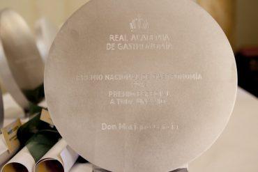 galardon Premios Nacionales de Gastronomía 2013