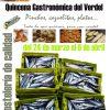 I Quincena Gastronómica del Verdel en Santoña