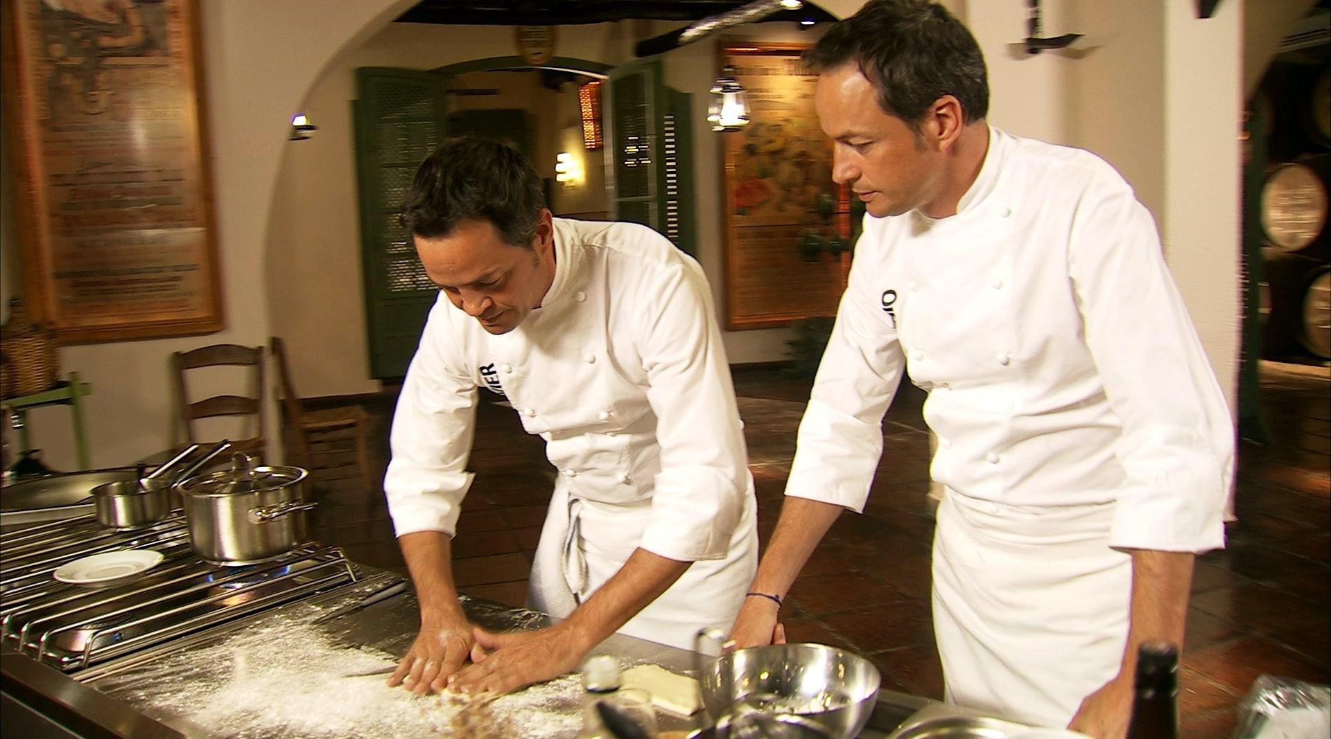 Cocinados nuevo programa de cocina en tve for Nuevo programa de cocina