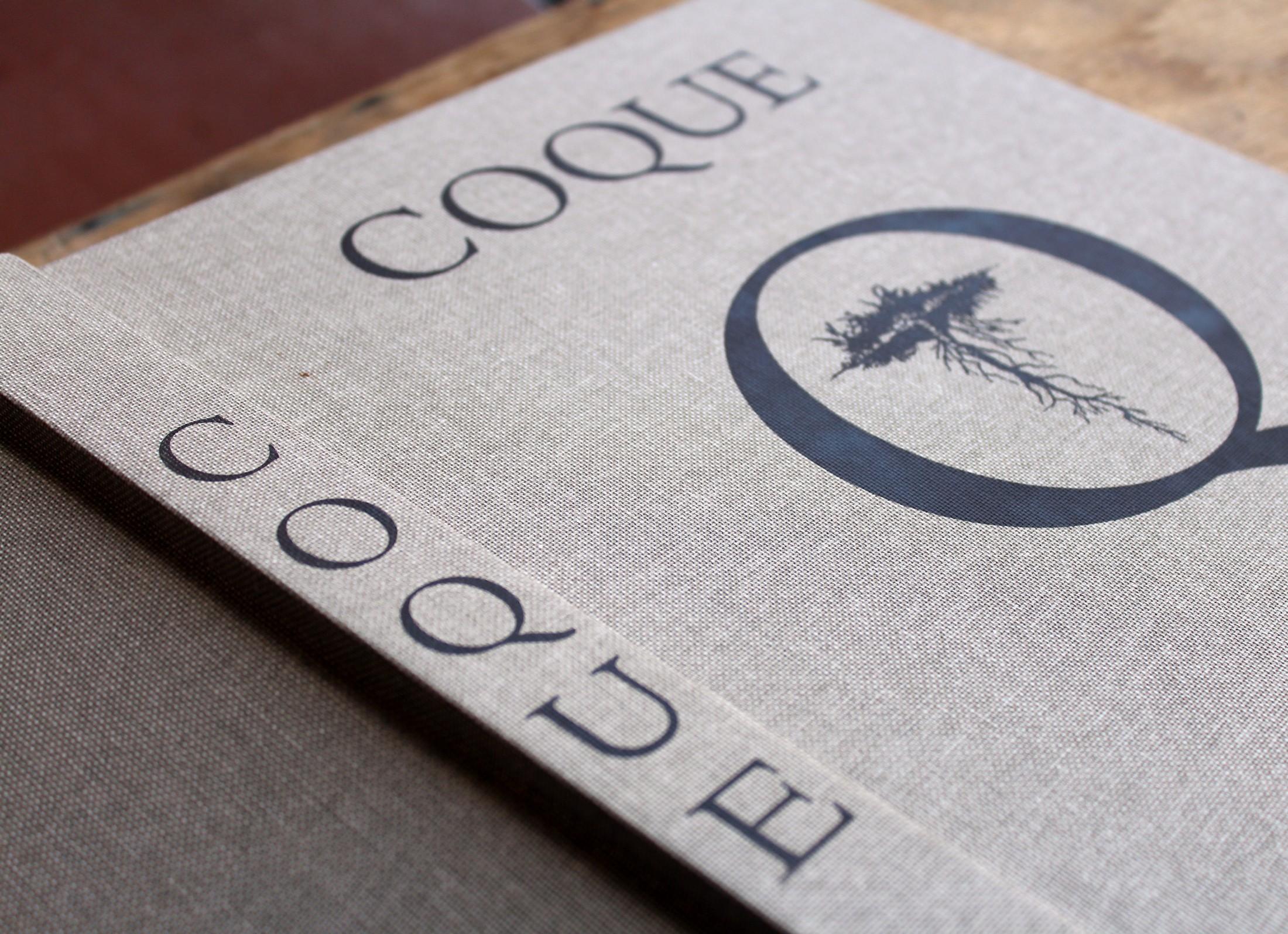 Libro Restaurante Coque, una historia que contar