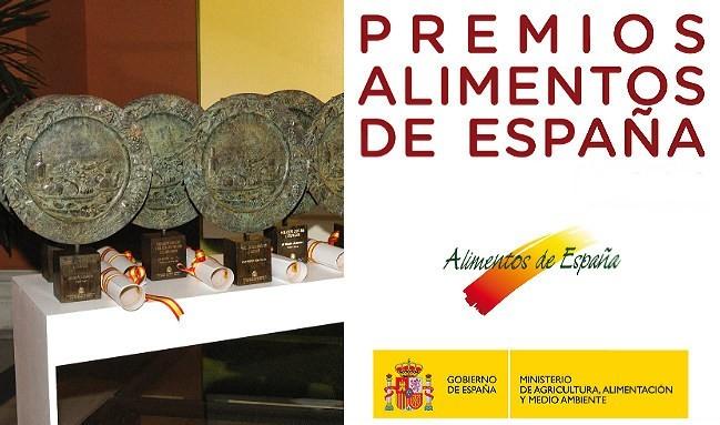 premios alimentos de españa 2013