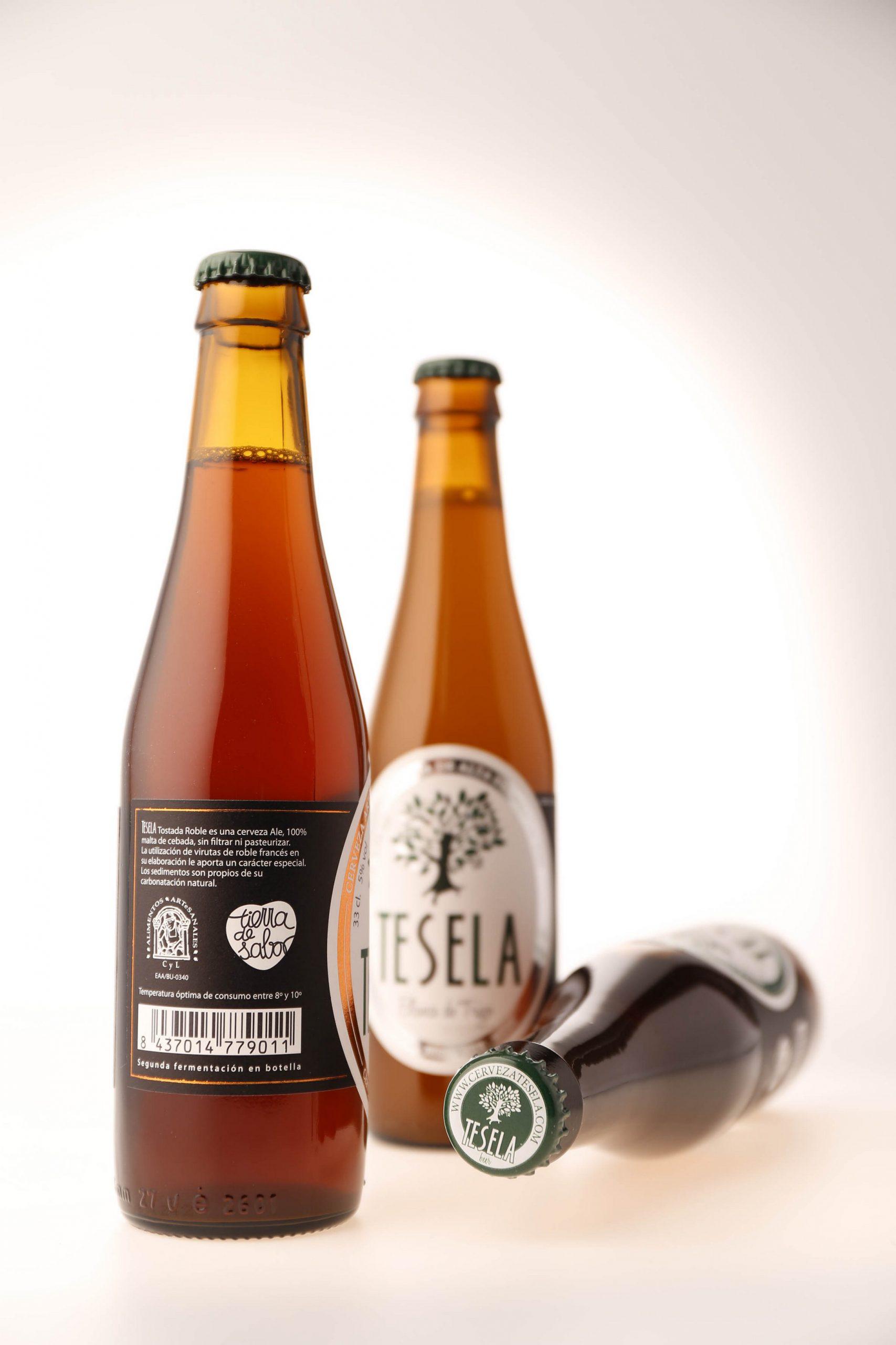 Tesela, la cerveza artesana
