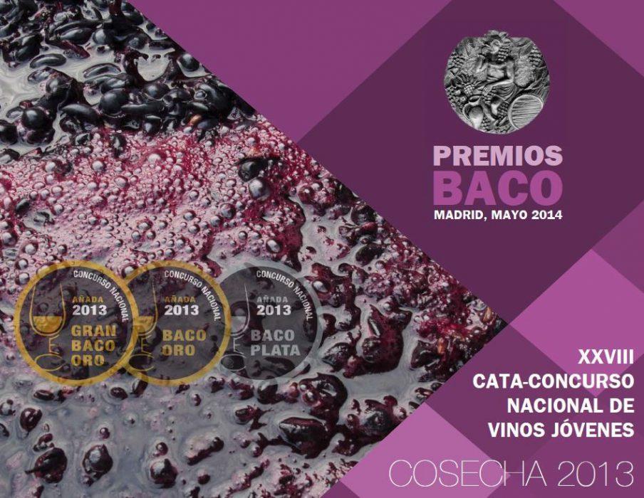 premios baco cosecha 2013