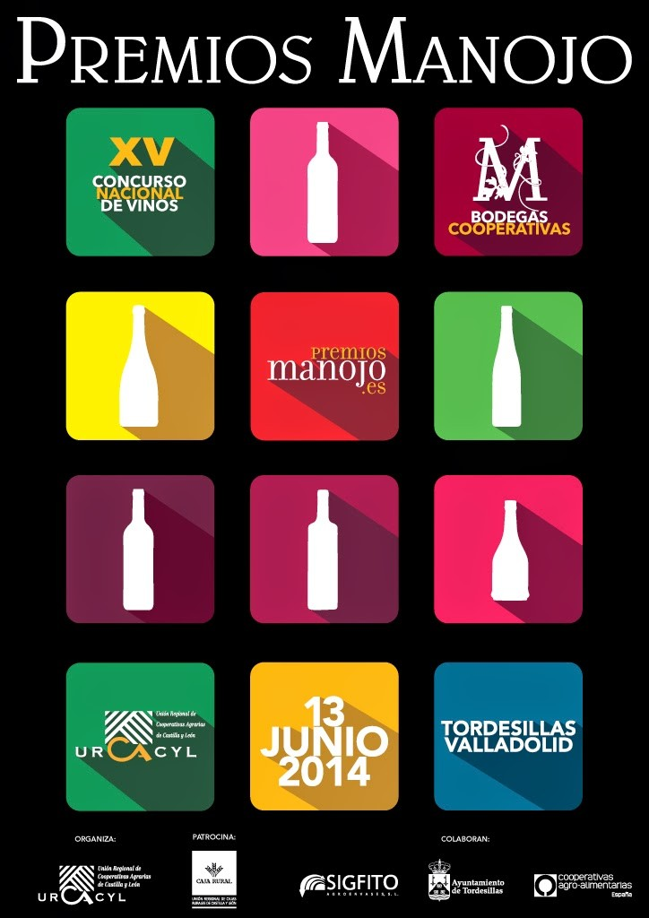 premios manojo - cartel
