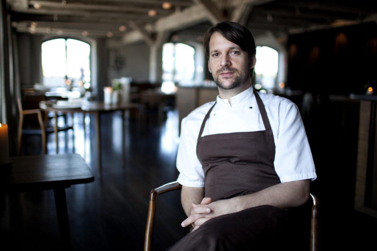 Chef René Redzepi. Foto de alexxstuart.com