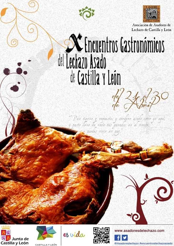 X Encuentros Gastronómicos de Lechazo
