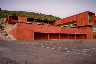 Bodejas Pago de Carraovejas - Estudio Amas4arquitectura. Fotografías: José María Díez Laplaza.