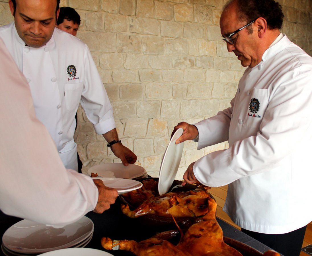 Cochinillo Restaurante José María