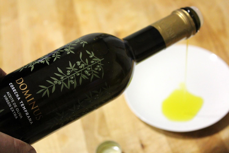 dominus aceite de oliva virgen extra