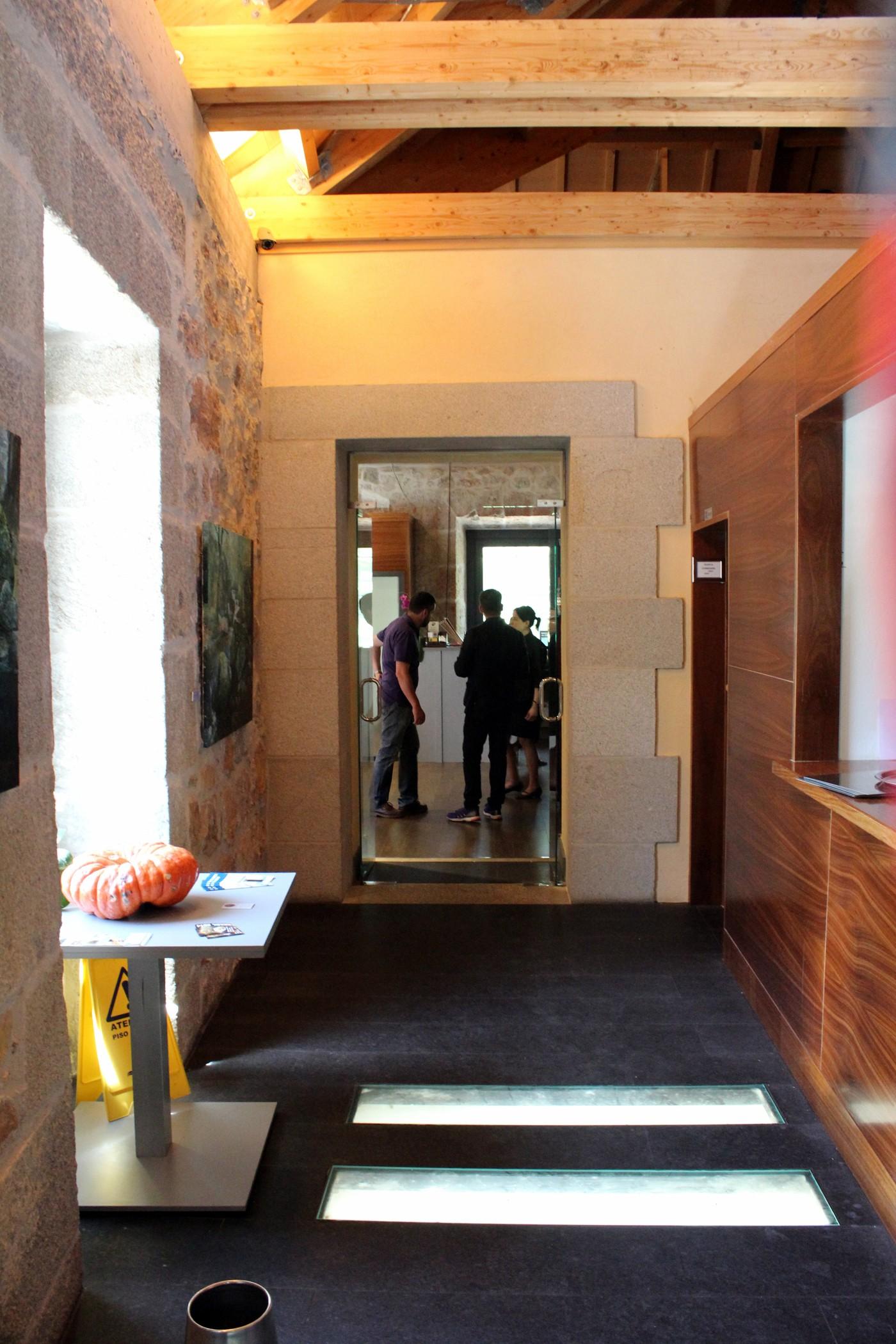El Ingenio Chico, restaurante en Segovia