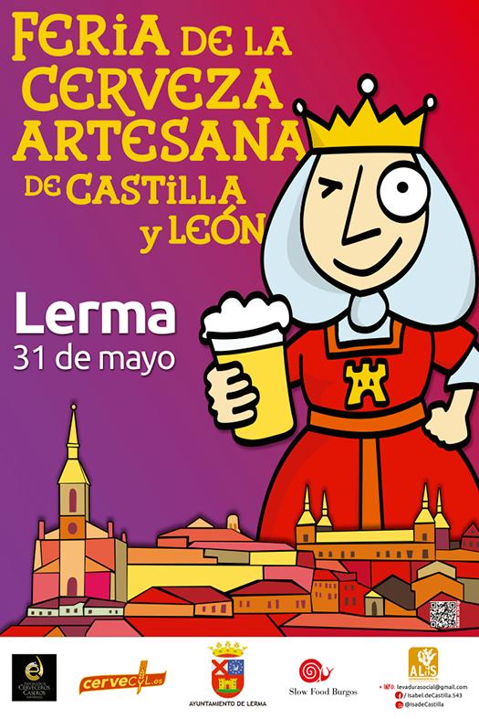 feria de la cerveza artesana de castilla y leon 2014