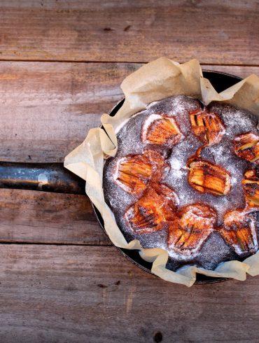 Bizcocho de manzana, receta de Thermomix