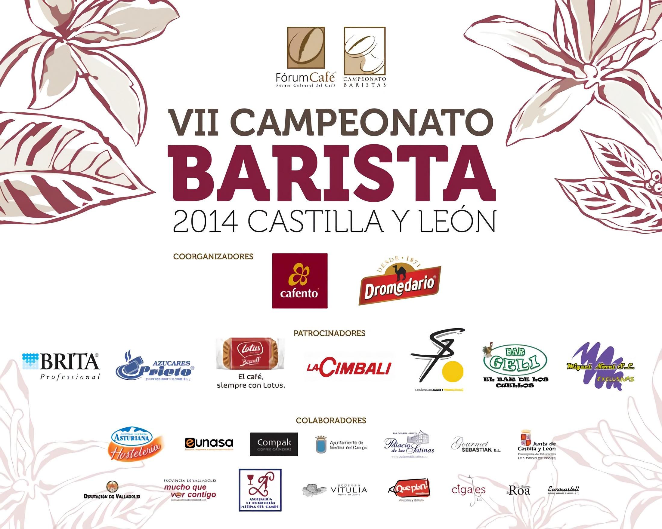 Campeonato Barista 2014 de Castilla y León
