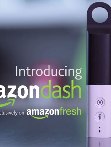 El supermercado en casa Amazon Dash