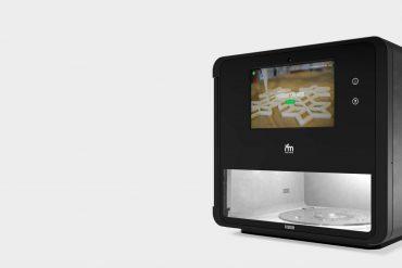 Foodini, la primera impresora de comida 3D es española