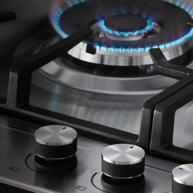 Gas natural cocina