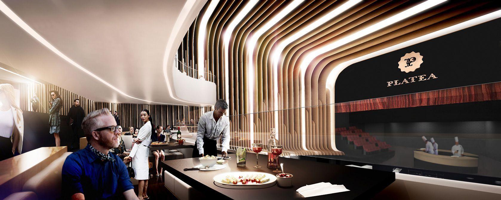 Platea Madrid un espacio gourmet de ocio gastronómico