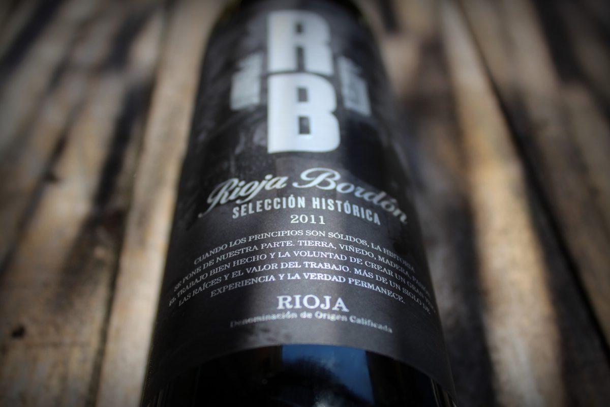 RB Rioja Bordón Selección Histórica