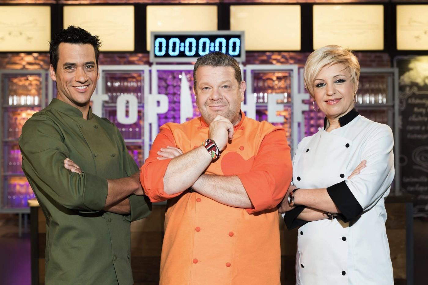 Top Chef temporada 2 - Antena 3