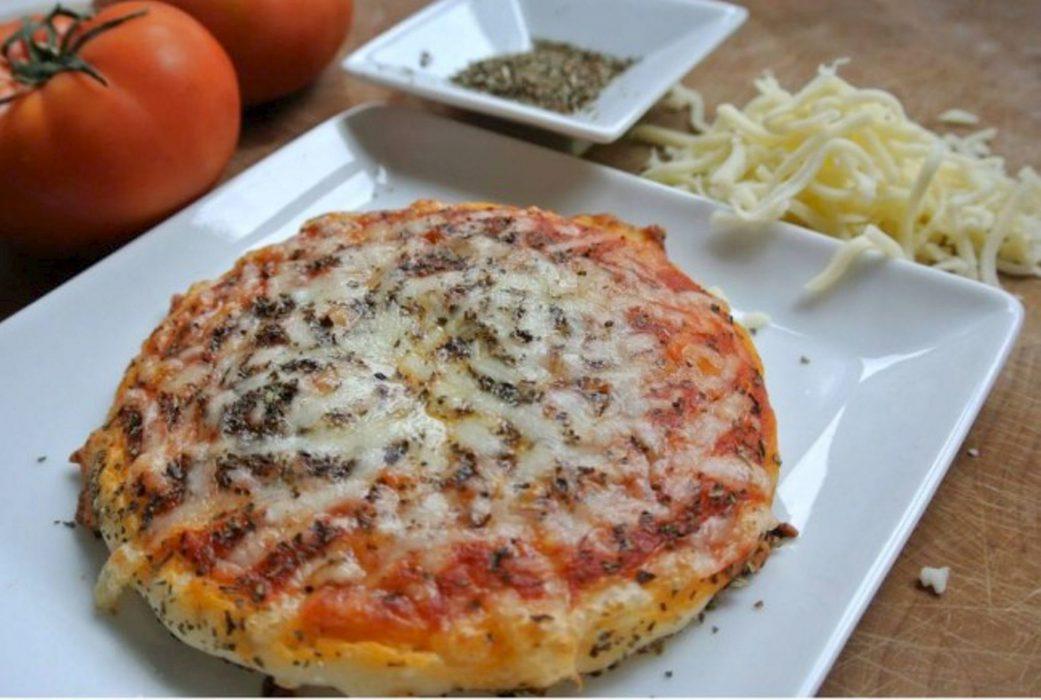 Una Pizza impresa con Foodini